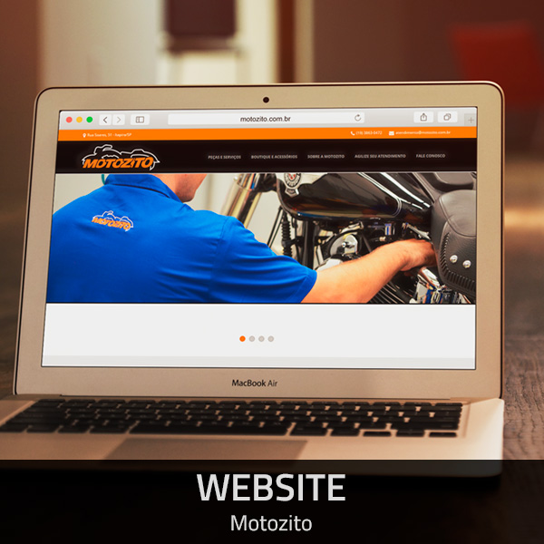 Website Motozito