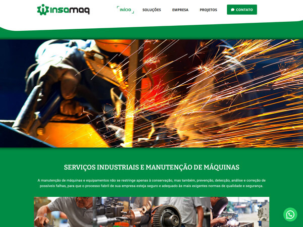 Insamaq Site