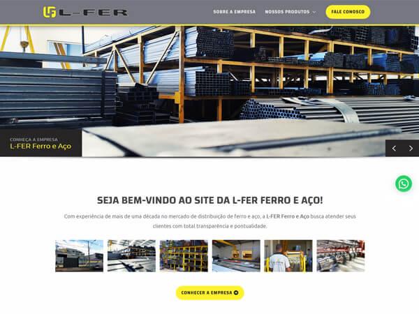 L-Fer Itapira Site